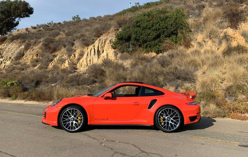 2016 911 Turbo S picture #1