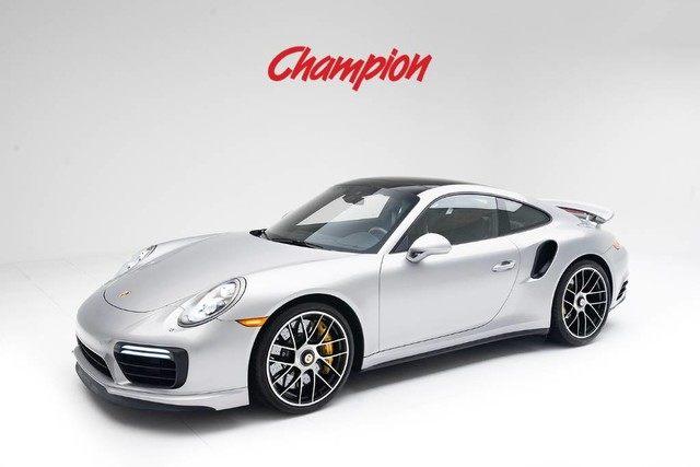 2018 Porsche 911 Turbo S picture #1
