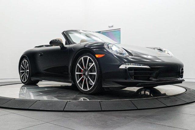 2013 Porsche 911 Carrera 4S picture #1