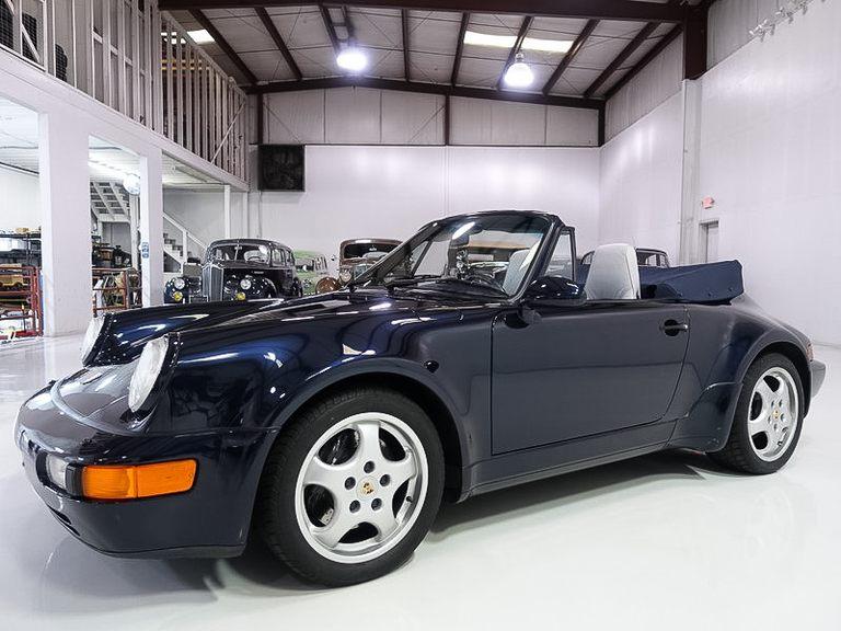 1992 911 America Roadster picture #1