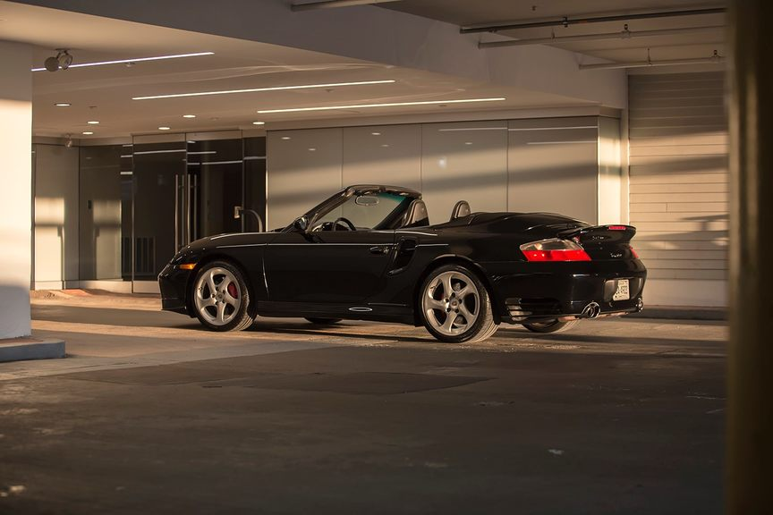 2004 996 Twin Turbo Cabriolet picture #1