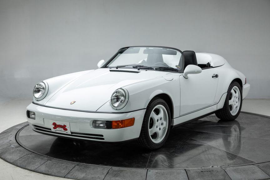 1994 911 Speedster picture #1