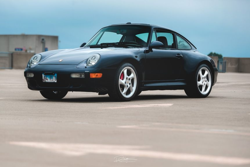 1996 993 4S picture #1