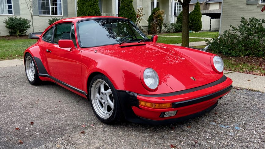 1984 911 M491 Turbo Look picture #1