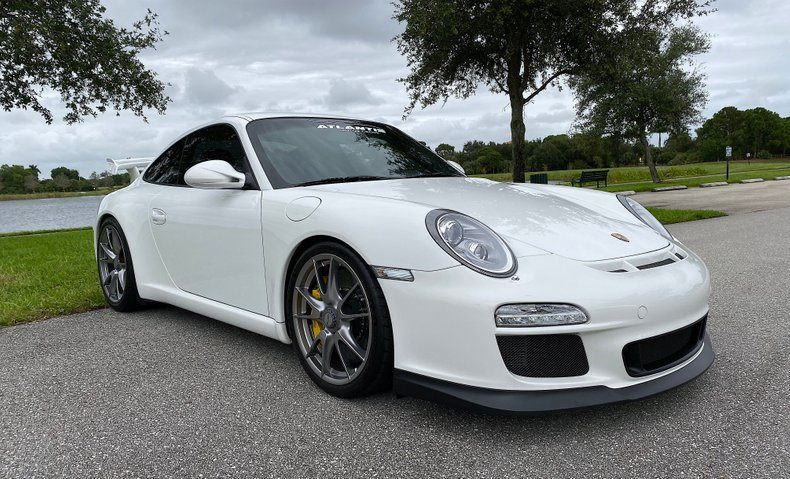 2010 911 GT3 GT3 picture #1