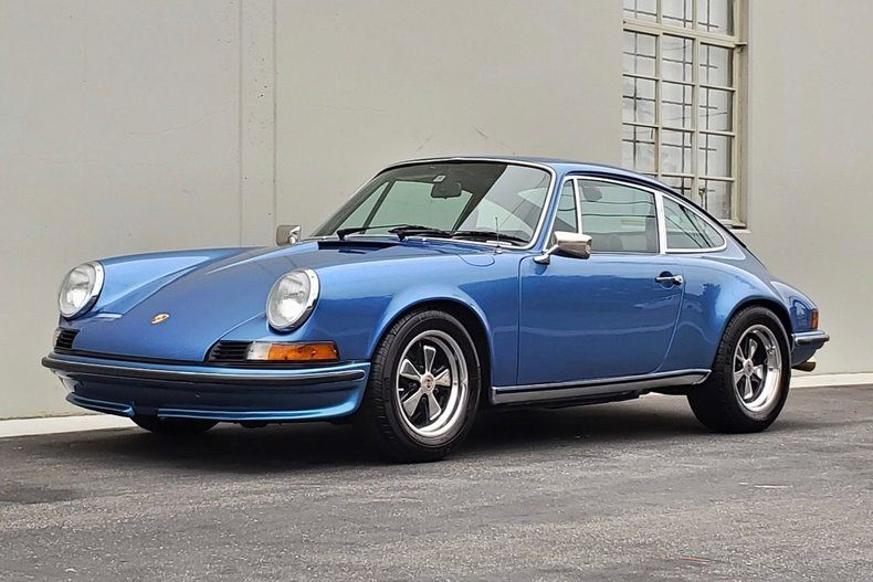 1970 911 Coupe - 3.2L Upgrade Coupe - 3.2L Upgrade picture #1