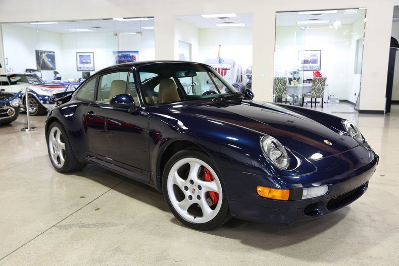 1997 911 Turbo (Model 993) picture #1