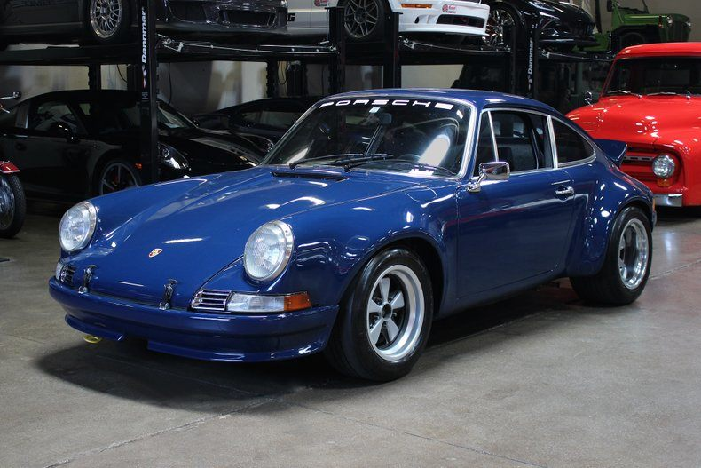 1972 911 S picture #1