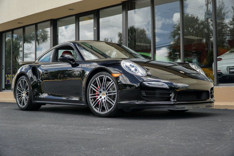 2015 911 2dr Coupe Turbo 2dr Coupe Turbo picture #1