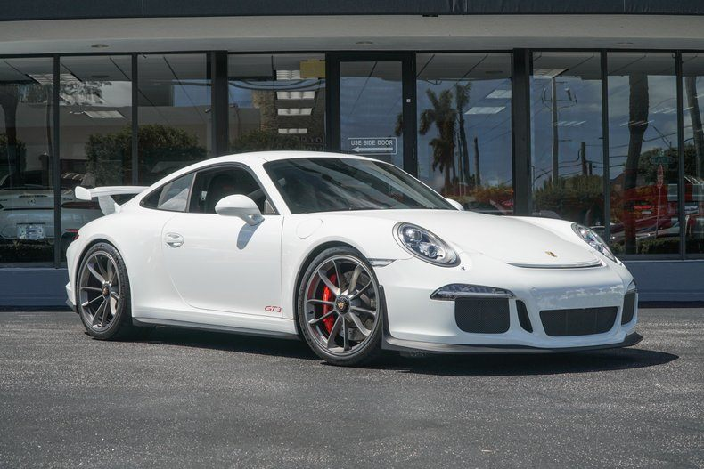 2015 911 2dr Coupe GT3 2dr Coupe GT3 picture #1