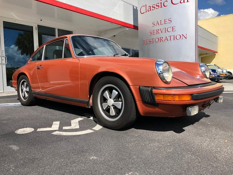 1974 911 2.7 Liter Engine picture #1