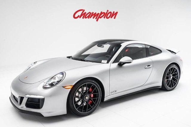 2019 Porsche 911 Demo Sale Carrera GTS picture #1