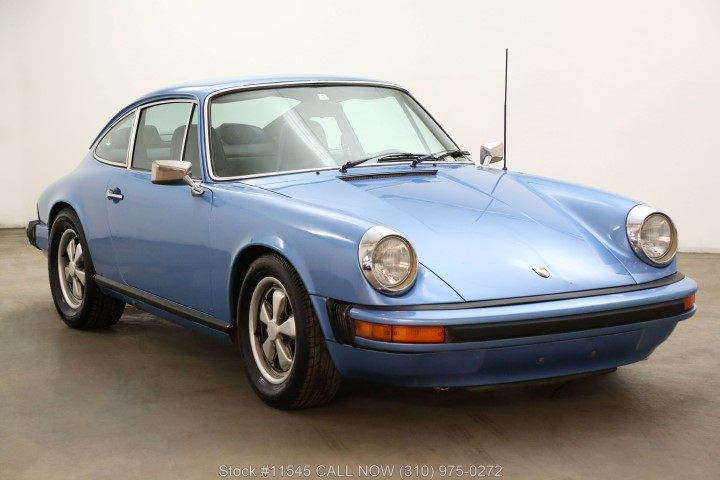 1974 911S Coupe picture #1