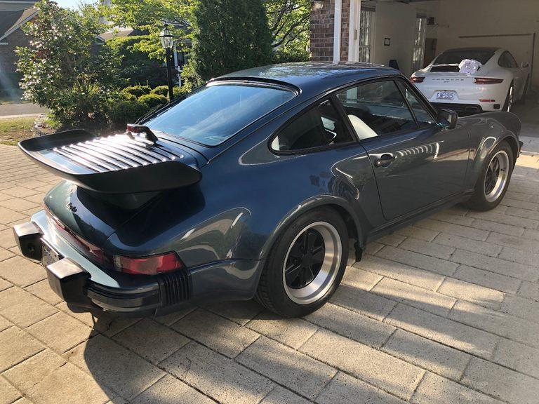 1987 930 Turbo picture #1