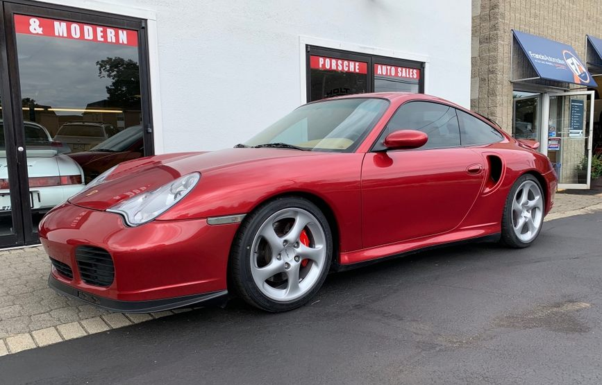 2001 Porsche 911 Turbo picture #1
