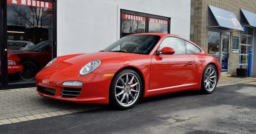 2011 Porsche Carrera 4S picture #1