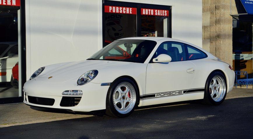2011 Porsche 911 Carrera Coupe picture #1