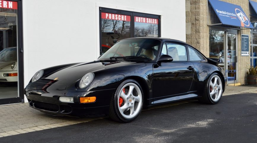 1996 Porsche 911 Turbo picture #1