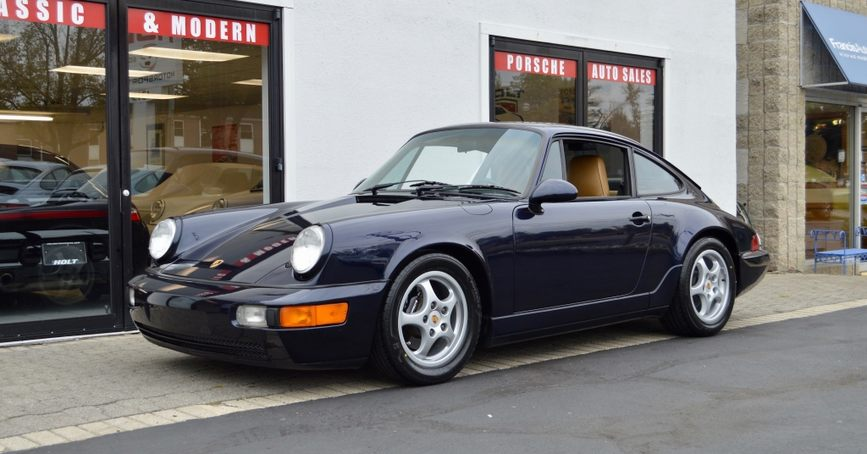 1992 Porsche Carrera 2 Coupe picture #1