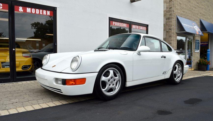 1993 Porsche RS America picture #1
