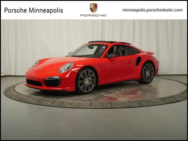 2014 911 2dr Cpe Turbo S picture #1