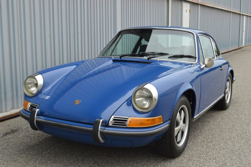 1969 911S Coupe Survivor picture #1