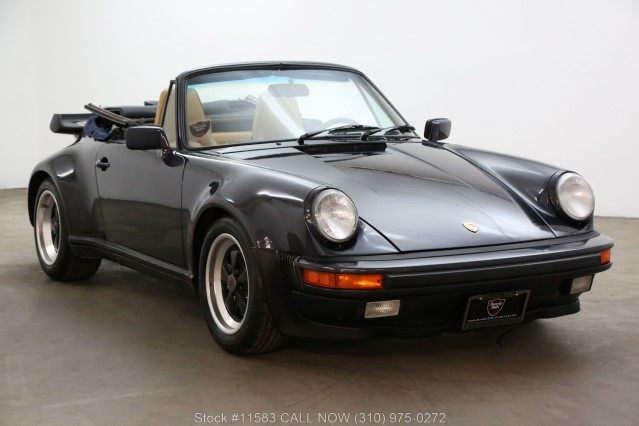 1987 Carrera M491 ​Turbo Look Cabriolet picture #1