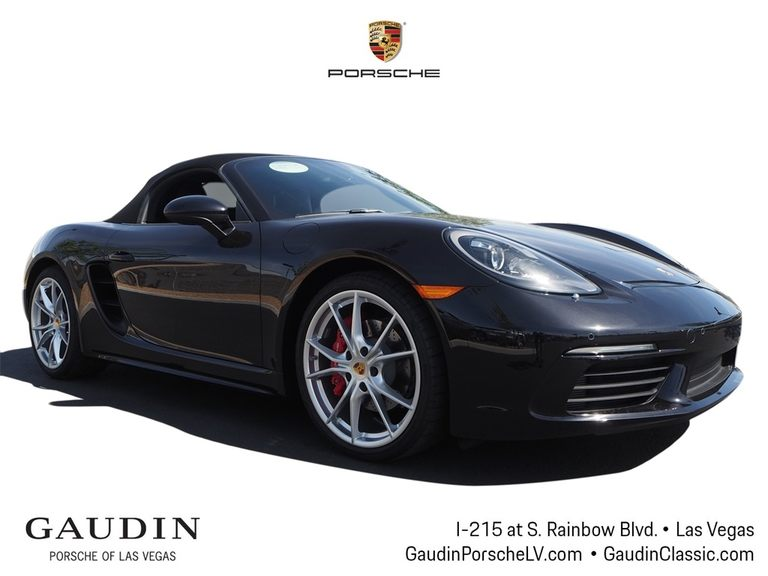 2017 718 Boxster S picture #1