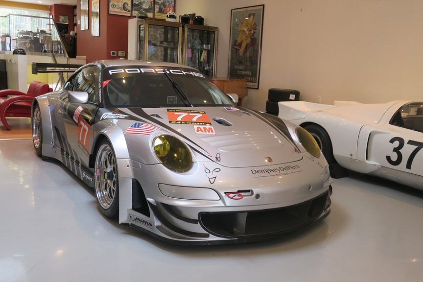 2011 Porsche 997 GT3 RSR picture #1