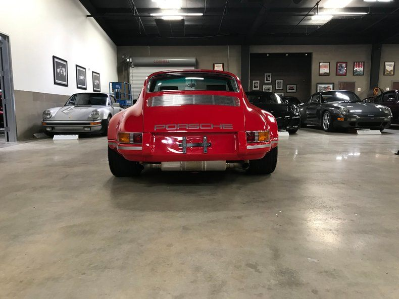 1984 911 M491 RSR Backdate Coupe M491 RSR Backdate Coupe picture #8