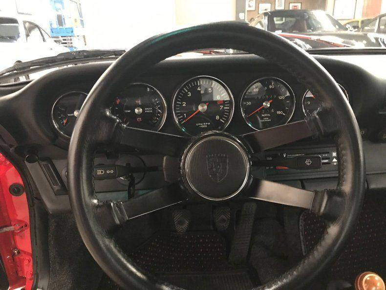 1984 911 M491 RSR Backdate Coupe M491 RSR Backdate Coupe picture #19