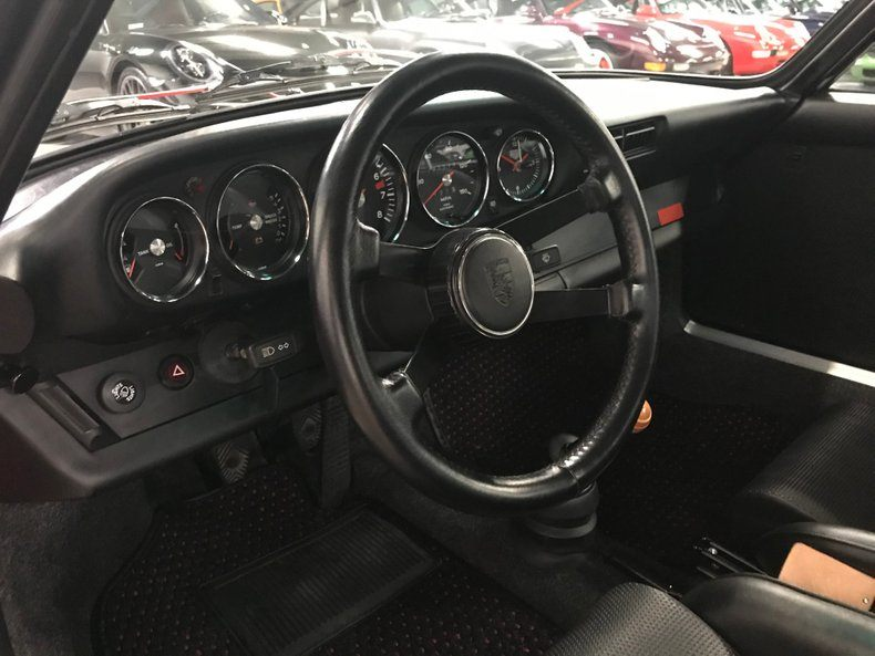 1984 911 M491 RSR Backdate Coupe M491 RSR Backdate Coupe picture #20