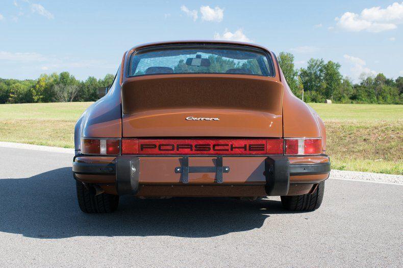 1974 911 Carrera Carrera picture #7