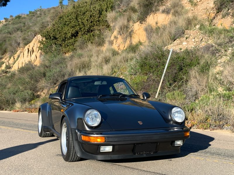 1989 930 Turbo 'S' picture #1