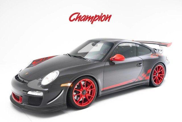 2011 Porsche 911 GT3 RS picture #1