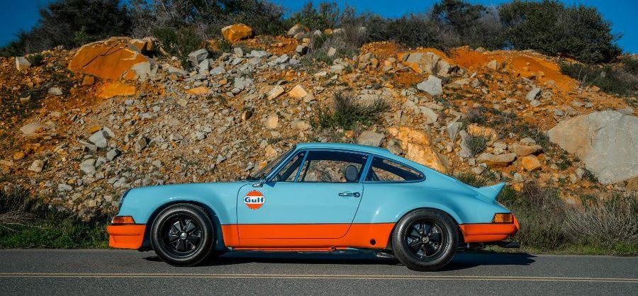 1973 Porsche picture #1