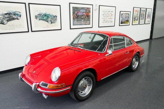 1965 Porsche 911 Carrera picture #1