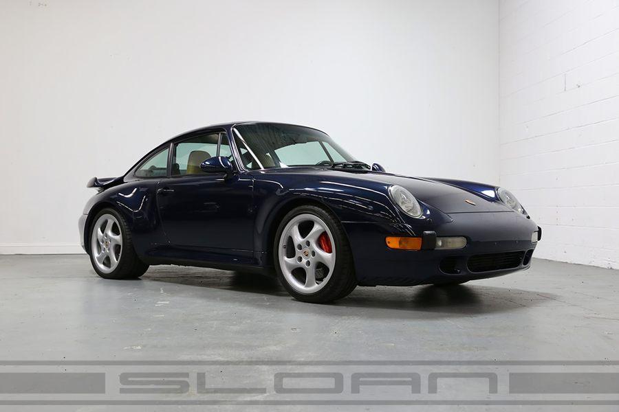 1997 993 Turbo picture #1