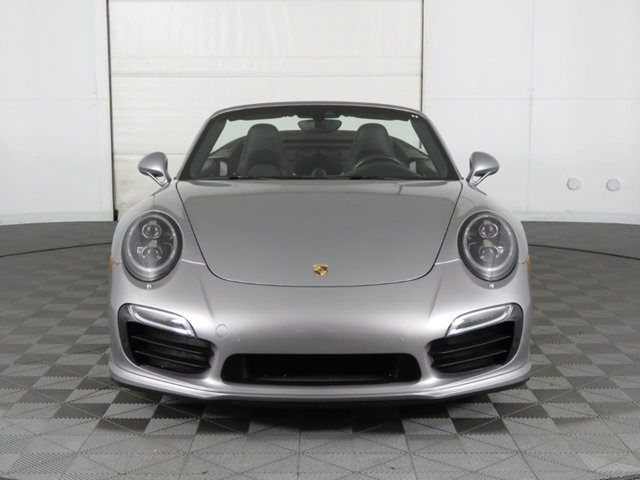 2015 911 2dr Cabriolet Turbo S picture #2