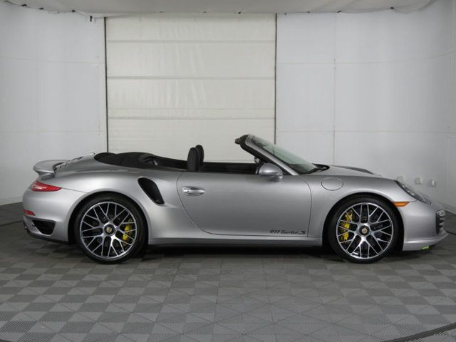 2015 911 2dr Cabriolet Turbo S picture #4