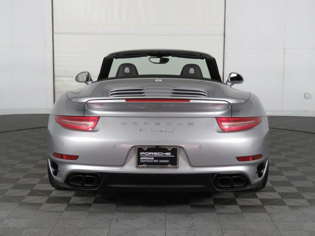 2015 911 2dr Cabriolet Turbo S picture #6