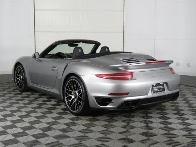 2015 911 2dr Cabriolet Turbo S picture #7
