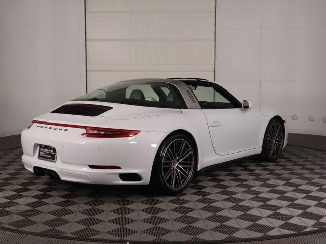 2019 911 Targa 4 GTS picture #5