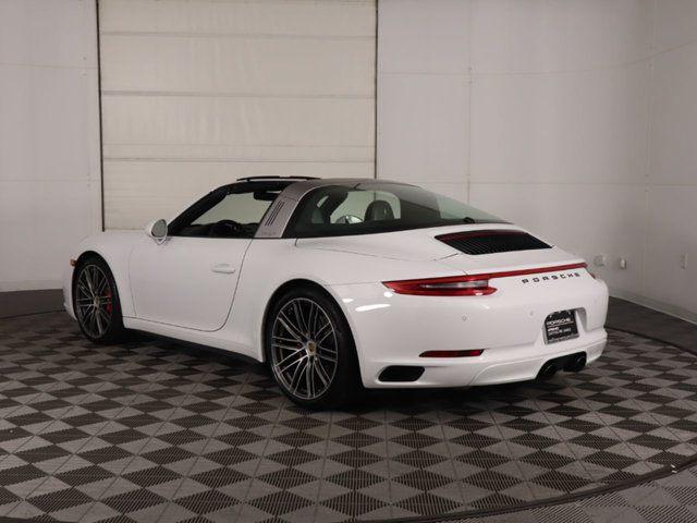 2019 911 Targa 4 GTS picture #7