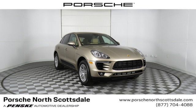 2018 Macan picture #1