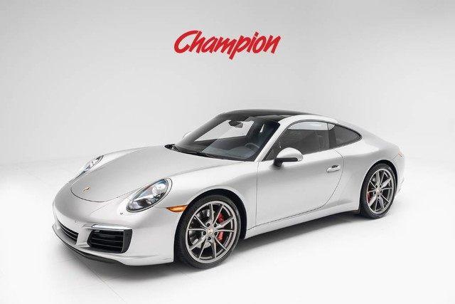 2017 Porsche 911 Carrera S picture #1