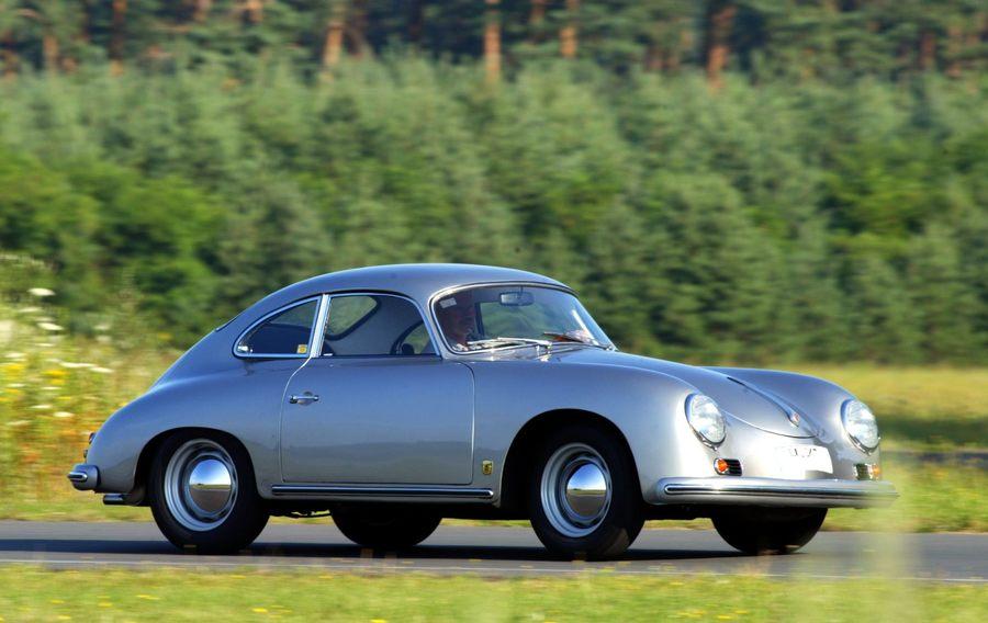 1957 Porsche 356 A 1600S picture #1