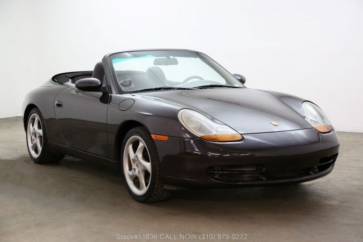 1999 996 Cabriolet picture #1