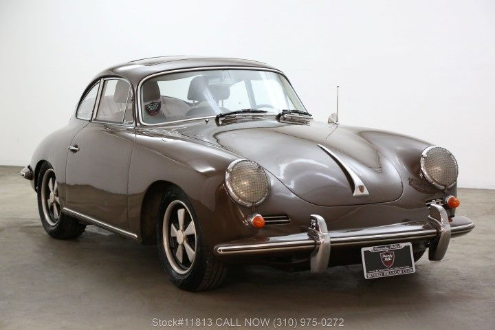 1962 356B Sunroof Coupe picture #1