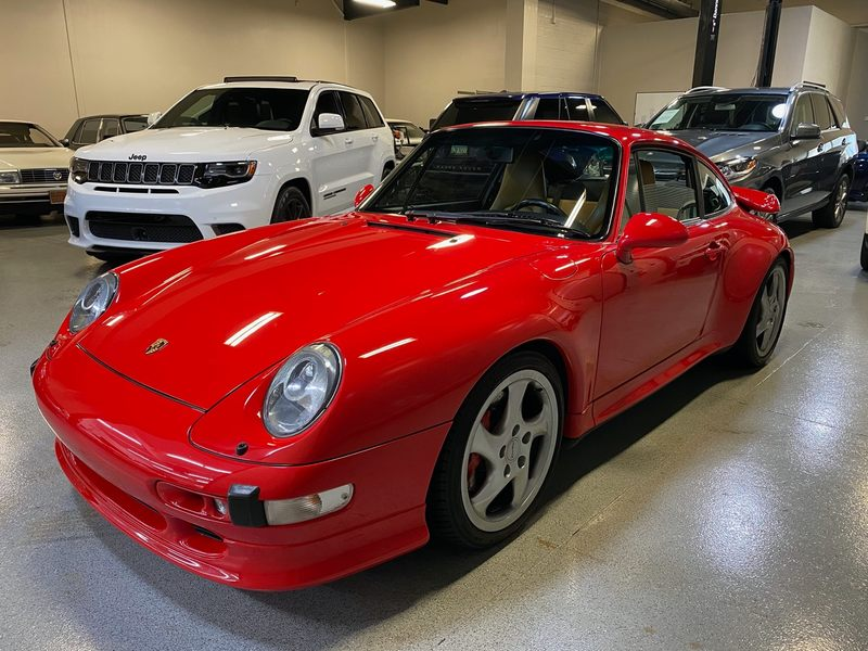 1997 911 picture #1